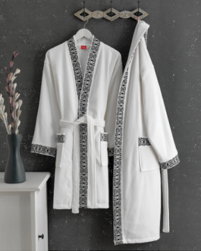 Kimono Bandemantel