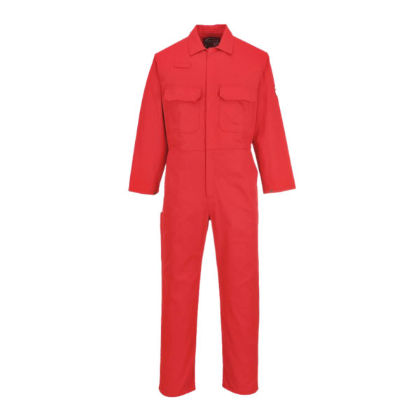 Overall red