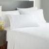 Alba Serie, White Bed Linen Alba Serie, Weiße Bettwäsche 2