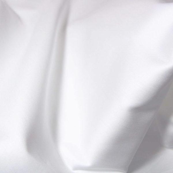 Alba Serie, White Bed Linen Alba Serie, Weiße Bettwäsche