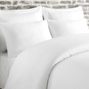 Juliet Serie, White Bed Linen Juliet Serie, Weiße Bettwäsche