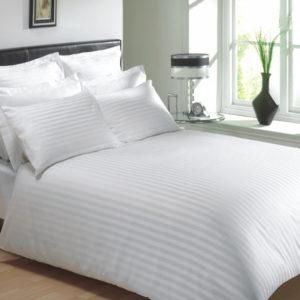 Fini Serie, White Bed Linen Fini Serie, Weiße Bettwäsche