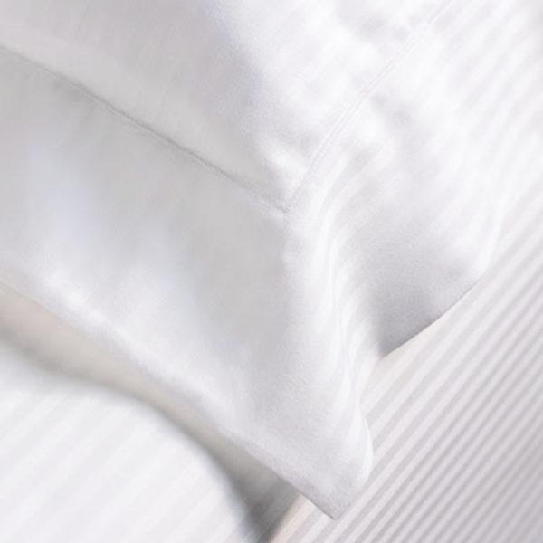 Fini Serie, White Bed Linen Fini Serie, Weiße Bettwäsche 4