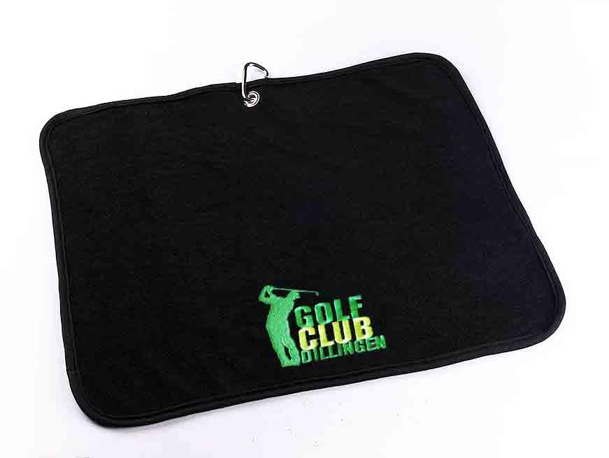 Golf Towel Mokrofaser