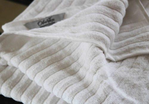 Handtuch mit Muster