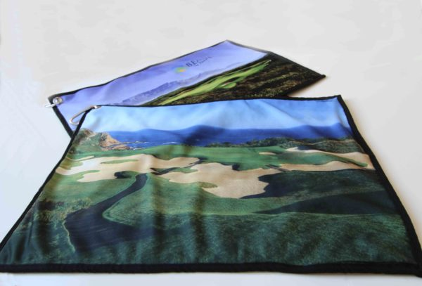 Panorama Golf Towel