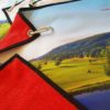 Panorama Golf Towels