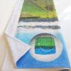 Handtuch mit Digitaldruck