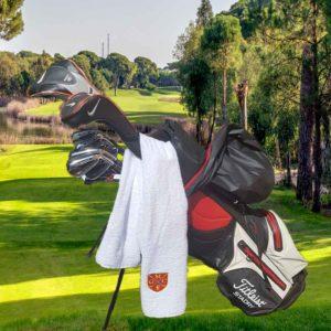 Golftuch Hersteller