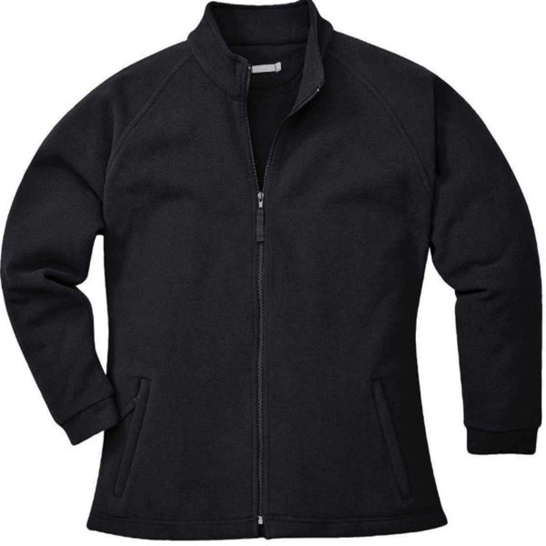 Damen Fleece Jacke2