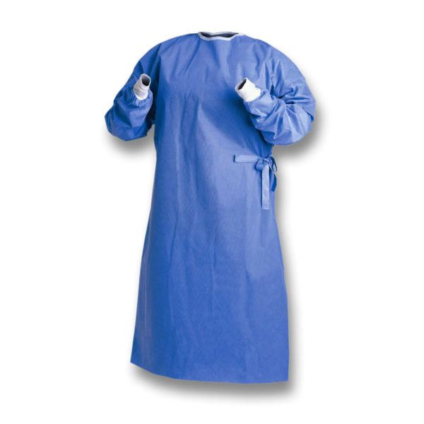 _0000_Standart surgical gown, schutzkittel