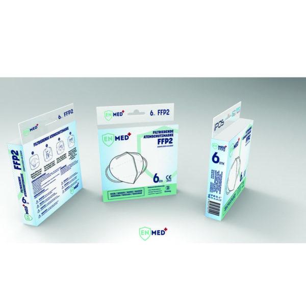 ffp2 maske 3 boxes